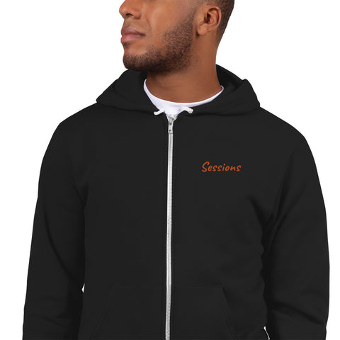 Sessions Zip-Up Hoodie
