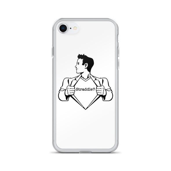 Superstraddleman iPhone Case