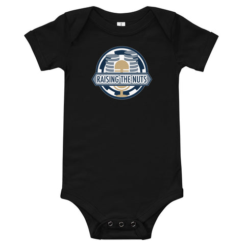 Raising The Nuts Onesie