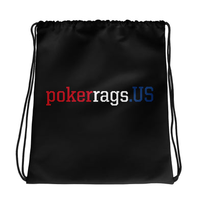 pokerrags.US Drawstring Bag