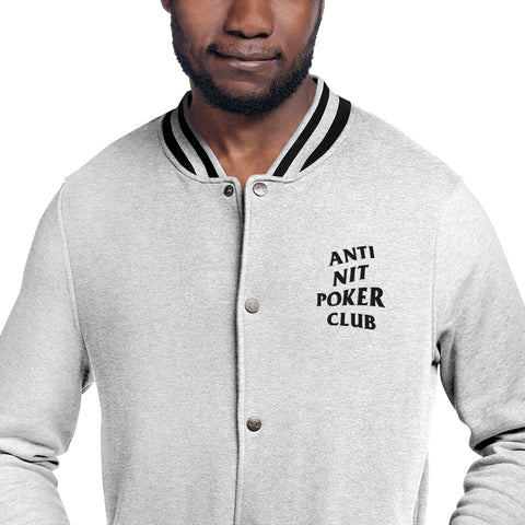 Anti Nit Poker Club Heavy Duty Jacket