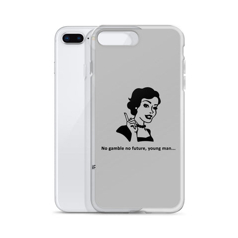Momma Said iPhone Case