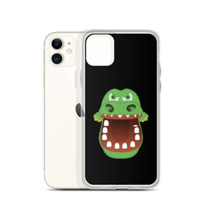 Croc Teeth iPhone Case