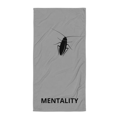 Cockroach Mentality Towel