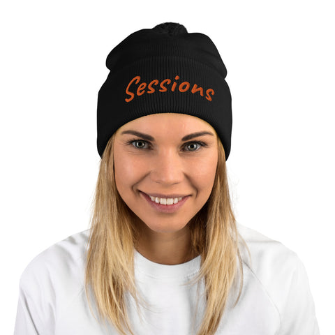 Sessions Beanie