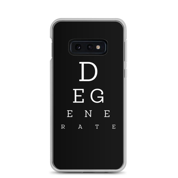 Eye Test Samsung Case