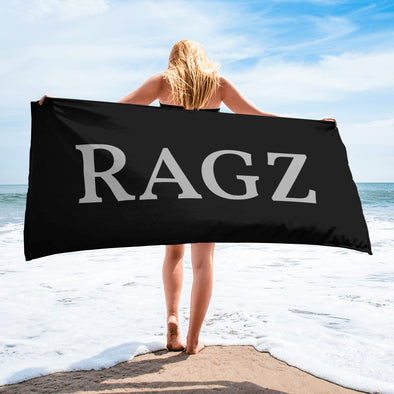 RAGZ Beach Towel
