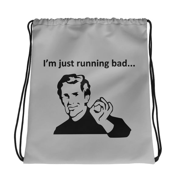 Running Bag Drawstring Bag