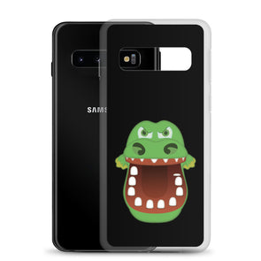 Croc Teeth Samsung Case