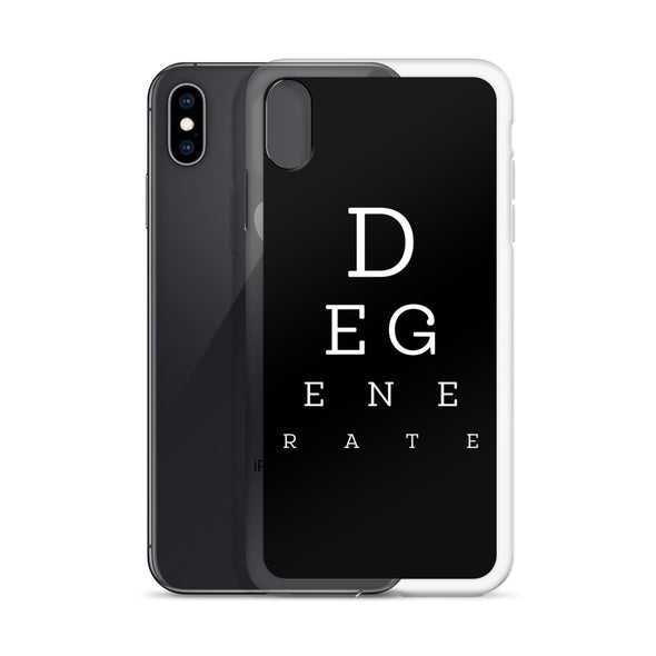 Eye Test iPhone Case