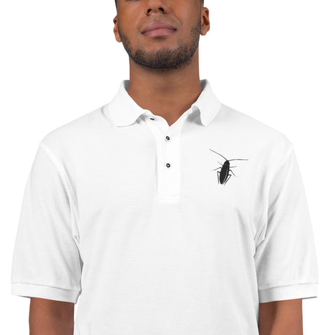 Cockroach Mentality Golf Shirt