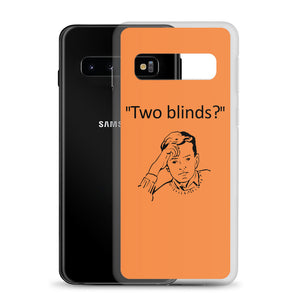 Two Blinds Samsung Case