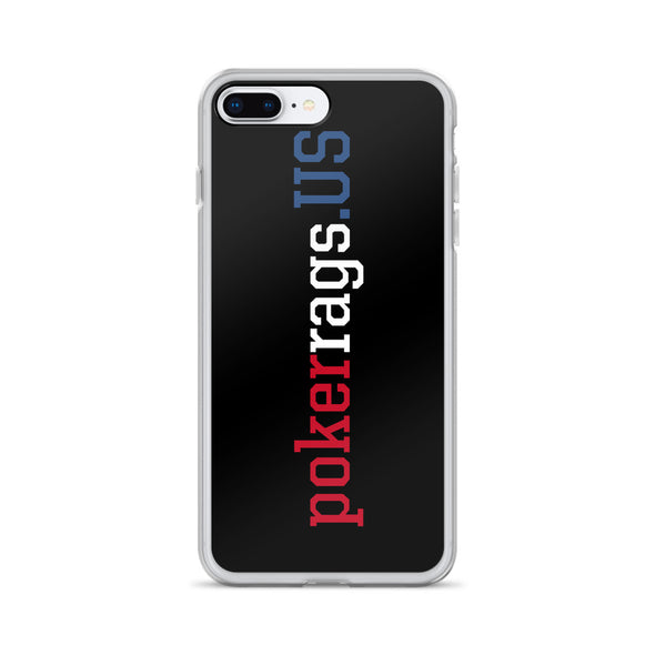 pokerrags.US iPhone Case