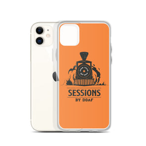 Spew Train iPhone Case