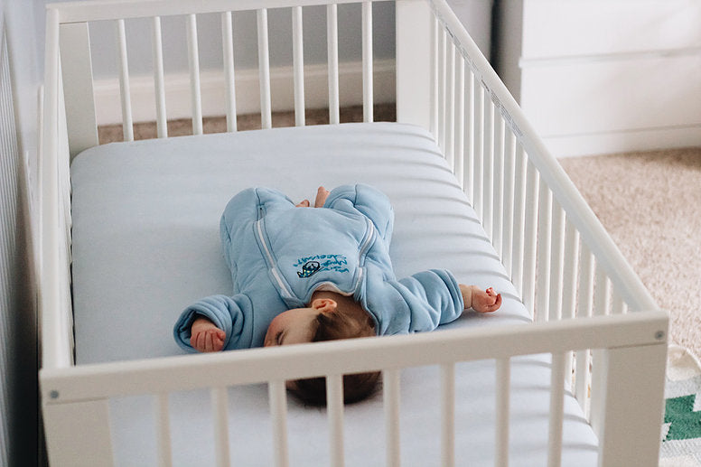 The Magic Sleepsuit is Essential for this Family's Bedtime Routine