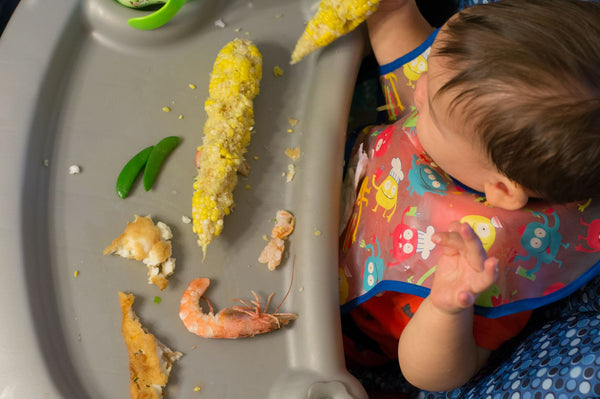 Starting Your Baby On Solids, A Pediatrician's Guide