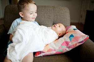 Ways to Help Your Child Adjust to a New Baby