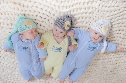 Sleepsuits for Babies & Toddlers