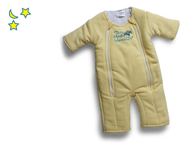0406775e6 Swaddle Transition | Sleep Sack Alternative | Magic Sleepsuit