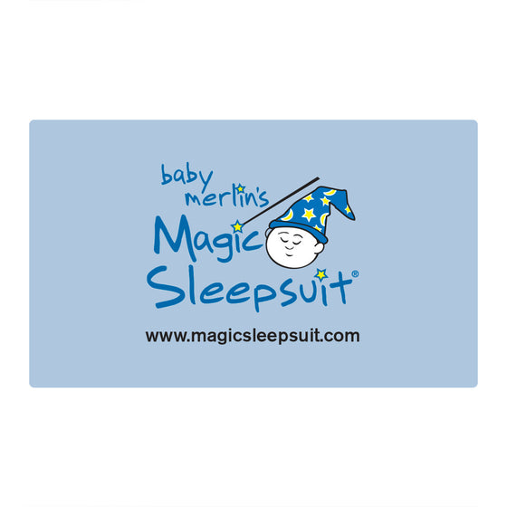 Baby Merlin's Magic Sleepsuit Gift Card