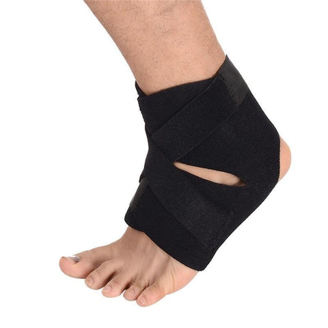 Ankle Brace | Velcro Strap Support-Braces-Ambitious Athletic Goods