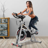 Exercise Bike | Stationary | 17 Lbs Flywheel-Exercise Bikes-Ambitious Athletic Goods
