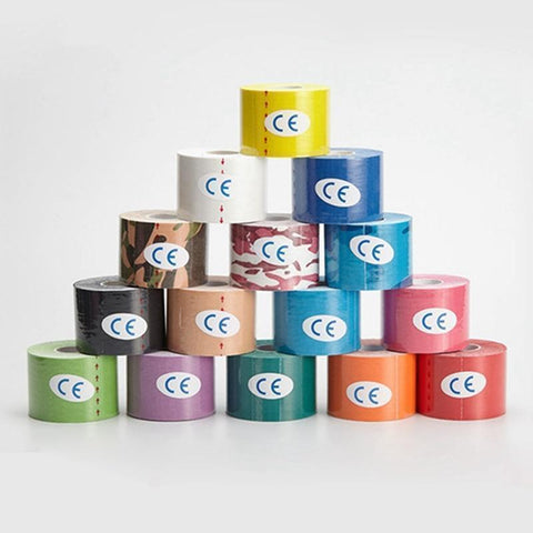 Kinesiology Tape | Single Roll | 15 Colors-Kinesiology Tape-Ambitious Athletic Goods