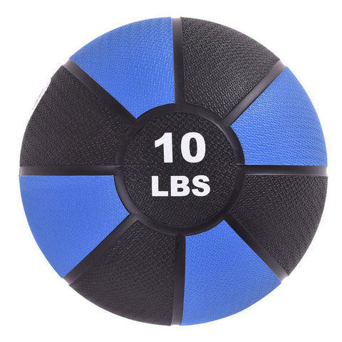 Medicine Ball | 10 Lbs-Medicine Balls-Ambitious Athletic Goods