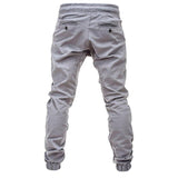 Men's Casual Solid Color Jogger Sweatpants - 3 Colors-Men's Jogger Sweatpants-Ambitious Athletic Goods