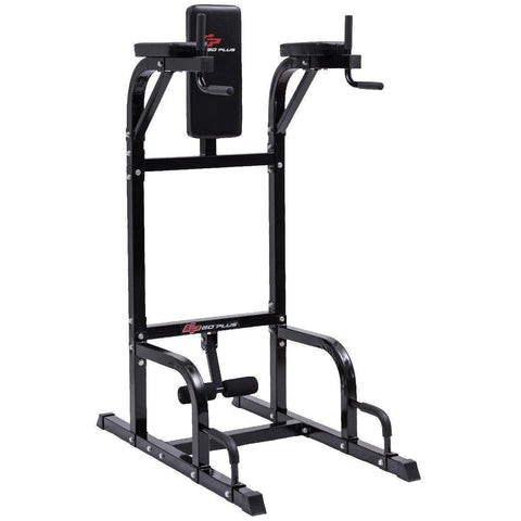 Power Tower | Crunches, Push-ups, Knee Raises, Triceps Dips-Power Towers-Ambitious Athletic Goods