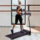 Treadmill | 1 HP | Motorized With Electric Support