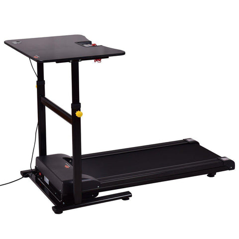 Treadmill | Built In Desk | 0.75 HP | Motorized With Electric Support-Treadmills-Ambitious Athletic Goods