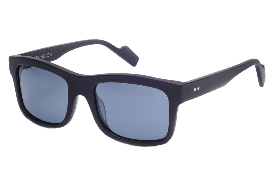 Lexington - Matte Black / Smoke Polarized Lens