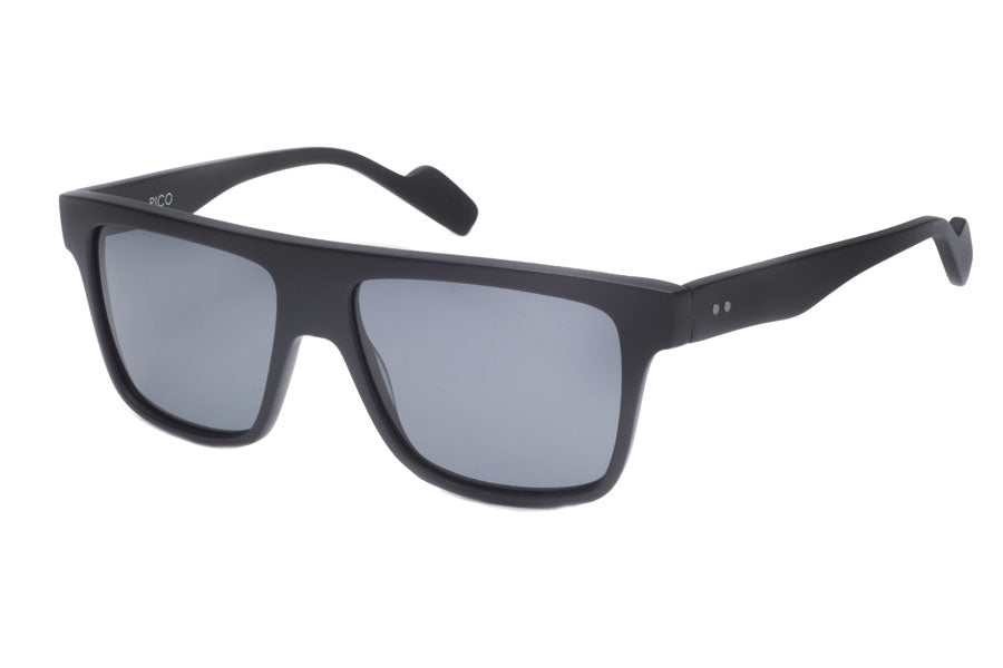 Pico - Matte Black / Smoke Polarized Lens