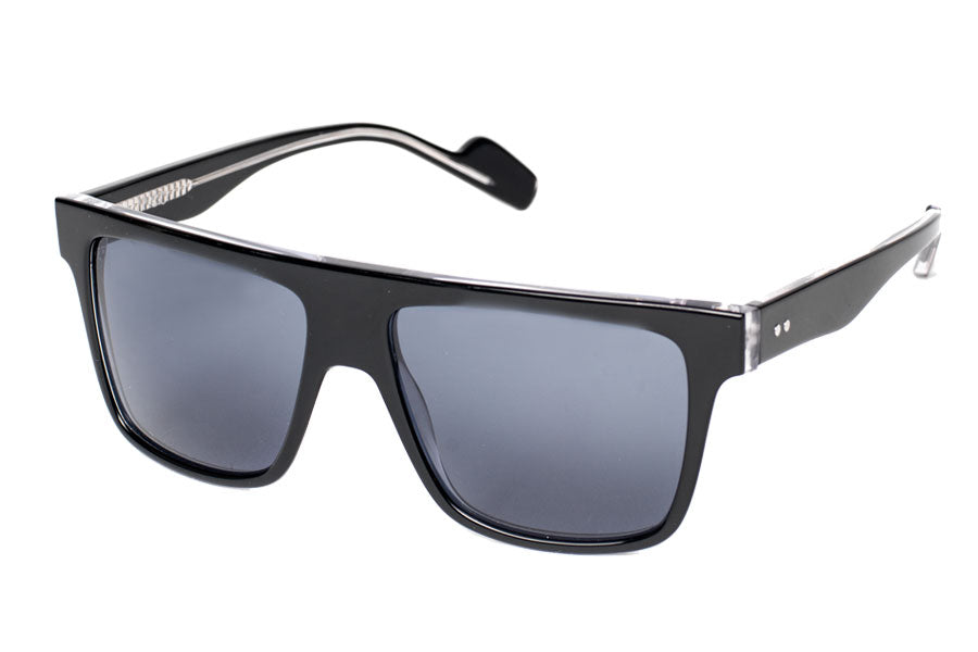 Pico - Black + Clear / Smoke Polarized Lens