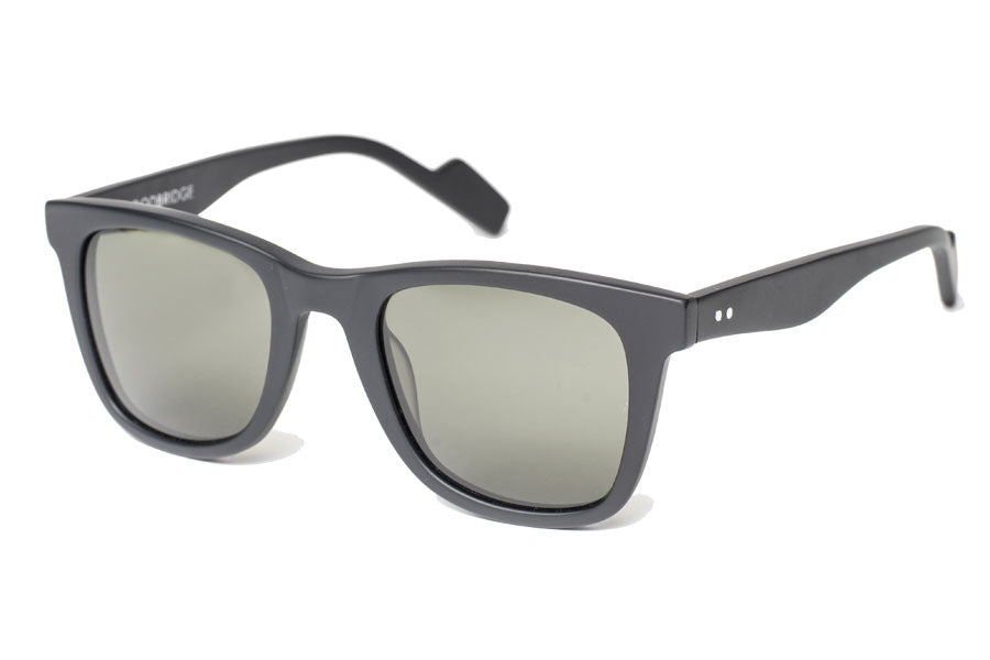 Woodbridge - Matte Black / Smoke Polarized Lens