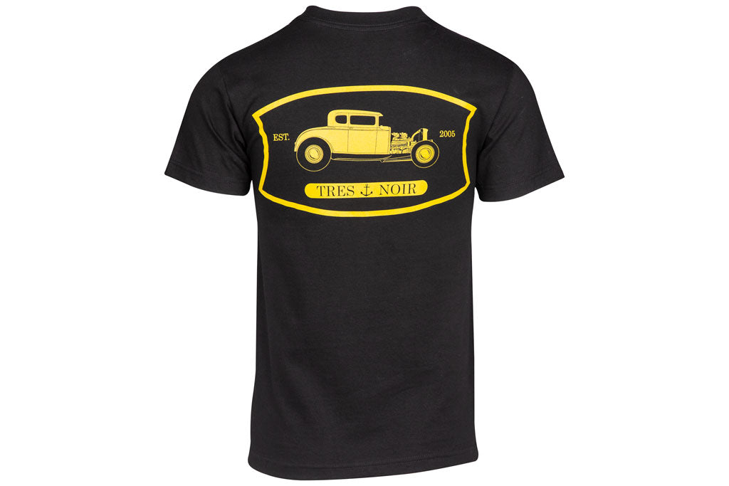 The Model A Tee - Back