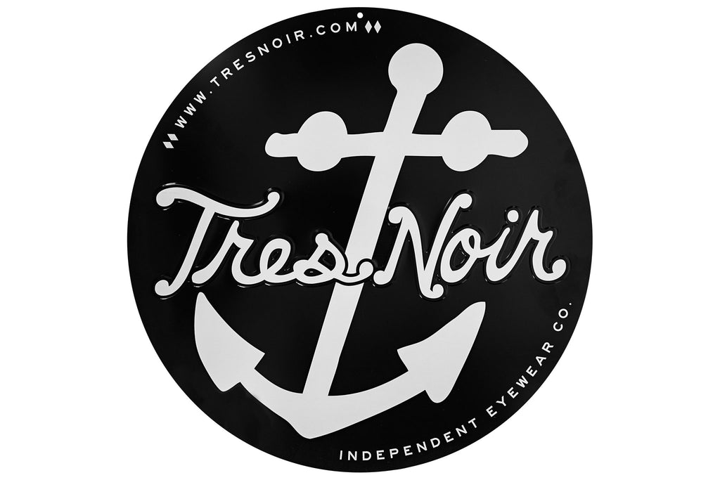 Tres Noir Tin Tacker