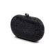 Raphael Crystal Clutch (Black) 3 | The Chic Initiative | Malaysian label of specially designed clutches, evening bags and minaudieres | Free shipping to Malaysia Singapore Brunei