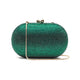 Raphael Crystal Clutch (Green) 6 | The Chic Initiative | Malaysian label of specially designed clutches, evening bags and minaudieres | Free shipping to Malaysia Singapore Brunei