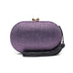 Raphael Crystal Clutch (Lilac) 1 | The Chic Initiative | Malaysian label of specially designed clutches, evening bags and minaudieres | Free shipping to Malaysia Singapore Brunei