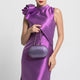 Raphael Crystal Clutch (Lilac) 2 | The Chic Initiative | Malaysian label of specially designed clutches, evening bags and minaudieres | Free shipping to Malaysia Singapore Brunei