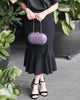 Raphael Crystal Clutch (Lilac) 8 | The Chic Initiative | Malaysian label of specially designed clutches, evening bags and minaudieres | Free shipping to Malaysia Singapore Brunei
