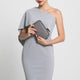 Veralyn Crystal Clutch (Pewter) 4 | The Chic Initiative | Malaysian label of specially designed clutches, evening bags and minaudieres | Free shipping to Malaysia Singapore Brunei