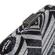 Zig Zag Crystal (Black) 4 | The Chic Initiative | Malaysian label of specially designed clutches, evening bags and minaudieres | Free shipping to Malaysia Singapore Brunei