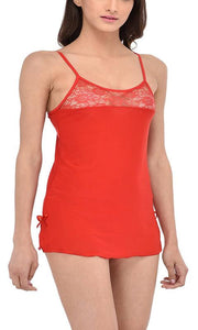 Sexy Red Night Dress Lingerie with Matching G String