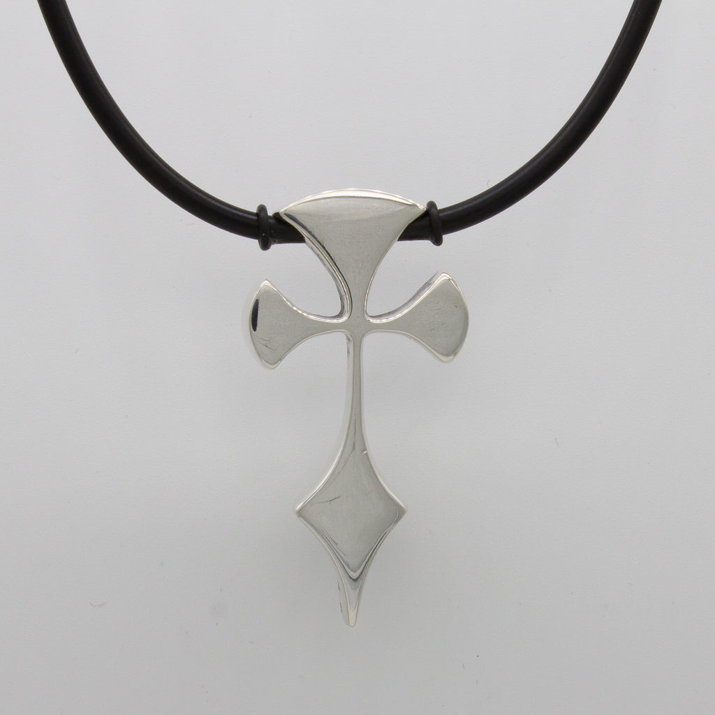 Cross on Neoprene - JeramieByDesign
