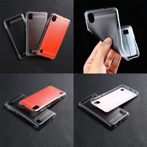 Leather style TPU case for ZTE Blade A5 2019 / ZTE A5 2018