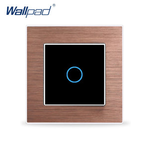 Interruptor de pared Tactil / Led