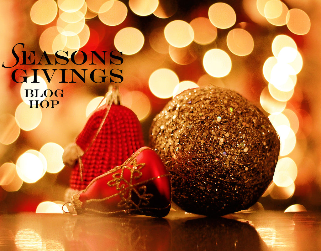 Season's Givings - Year 8 :: Blog Hop
